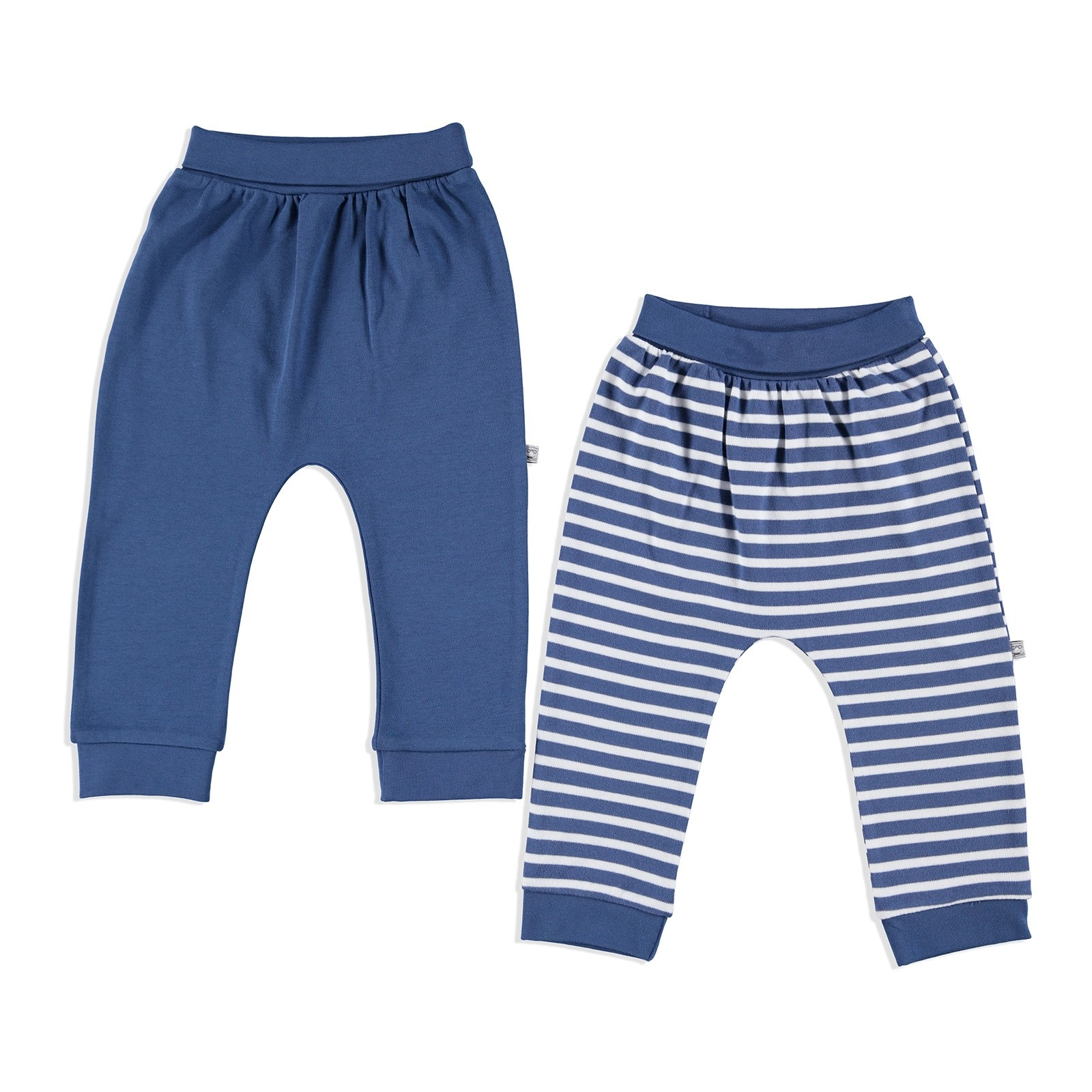 Ebebek Carmin Baby Camping Interlock Footless Pants 2 Pcs