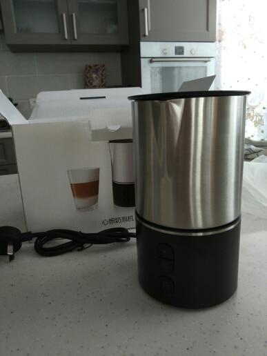 -- Automático Frother Cappuccino