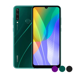 Смартфон Huawei Y6p 6,3 дюймВосьмиядерный 3 Гб RAM 64 ГБ