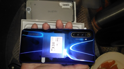 Smartphone realme XT ru 8 + 128 GB quad camera 64 MP, Snapdragon 712 fast charge VOOC, NFC, official Russian warranty Cellphones    - AliExpress