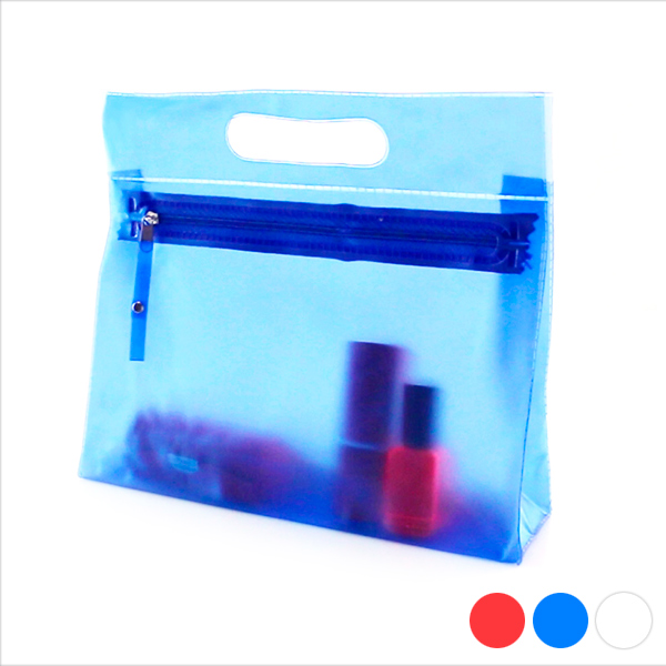 Travel Vanity Case Translucent 143429