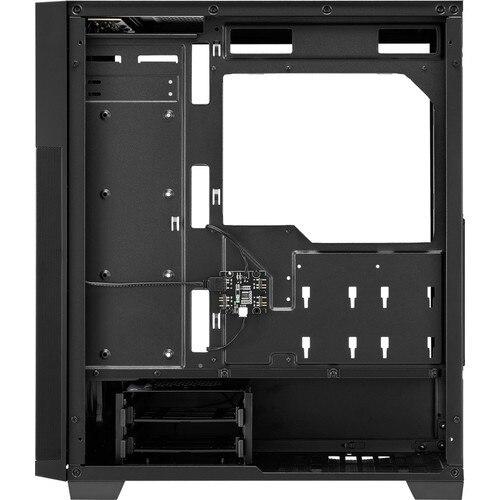 Sharkoon RGB Flow USB 3.0 ATX Mid Tower Player Computer case 4