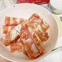 韩式肥牛泡菜豆腐汤的做法图解4
