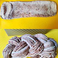 大理石纹理吐司的做法图解6