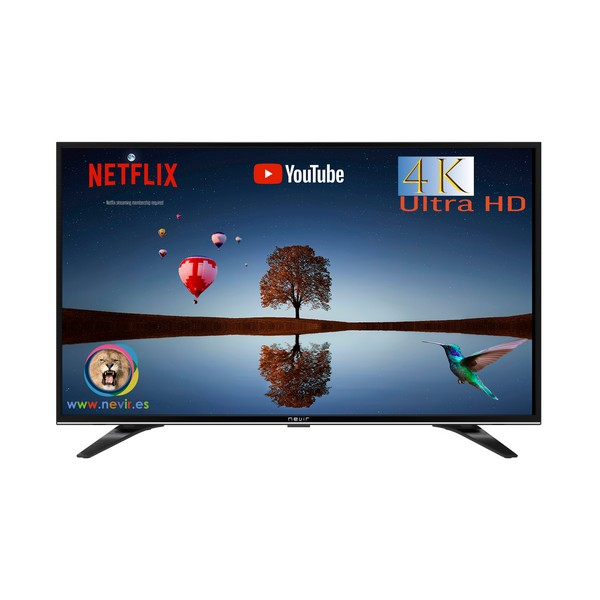 Smart TV NEVIR NVR-9000-434K2S-SM 43