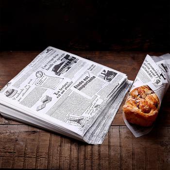 100 arkuszy papier do pieczenia w stylu amerykańskim Sandwich Burger Wrapper jednorazowy talerz papierowy wielofunkcyjny papier do pieczenia w kuchni tanie i dobre opinie CN (pochodzenie) Fast Shipping AliExpress Standard Cainiao