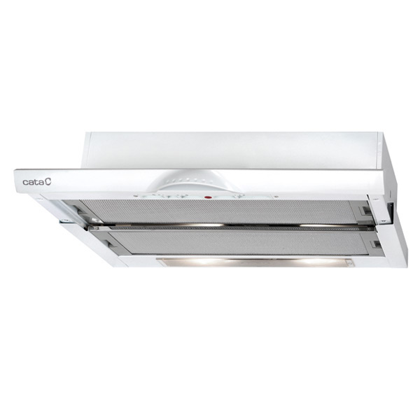 Conventional Hood Cata TF5260WH 60 Cm 310 M3/h 65 DB 180W