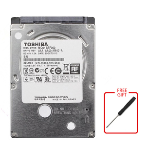 Toshiba HDD 2.5 SATAII 2TB/1TB/500GB/320GB for Laptop Internal Hard Drive Disk Internal HDD Drive HD 5400RPM Disco Duro Interno