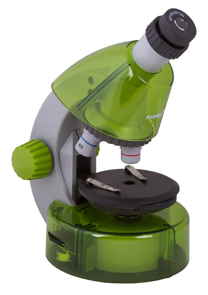Микроскоп Levenhuk LabZZ M101 Lime Лайм|Микроскопы| | АлиЭкспресс