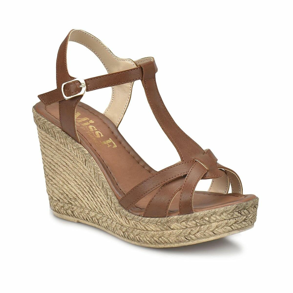 FLO DS18095 Tan Women 'S Dress Shoes Miss F