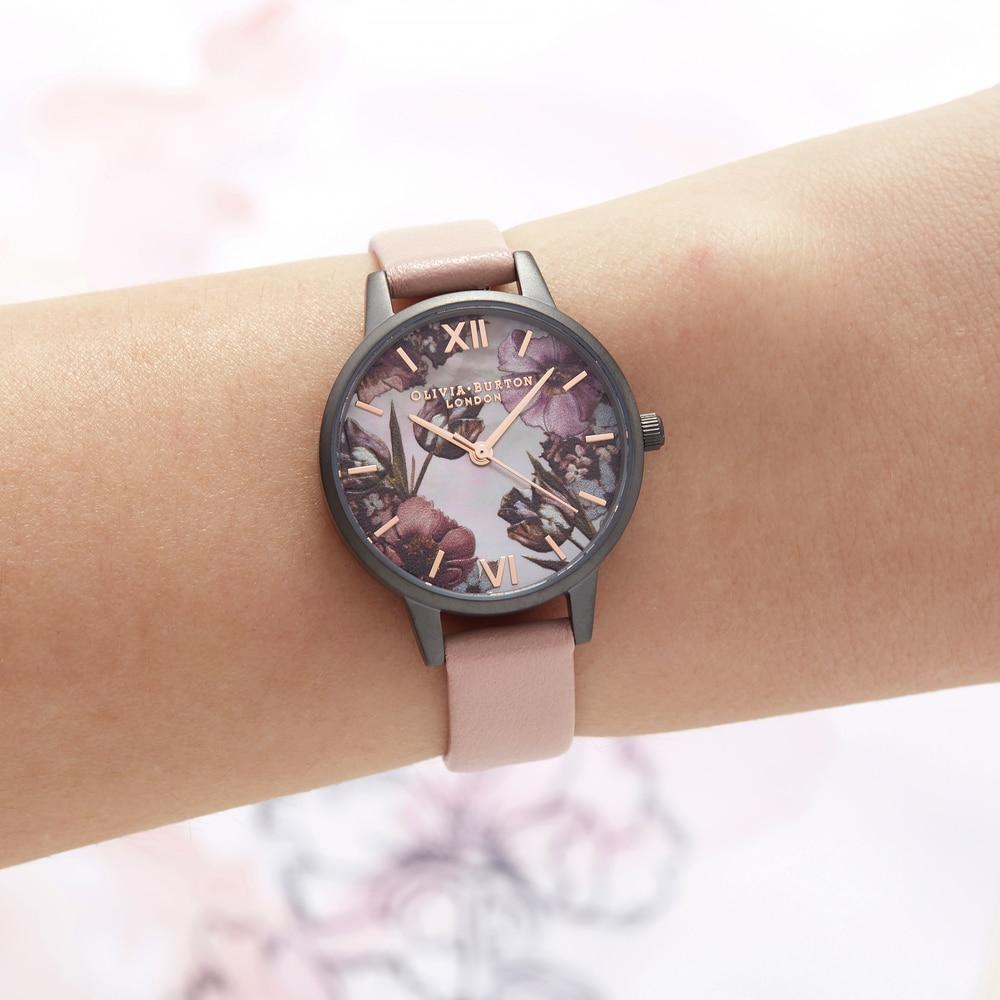 Quartz Wristwatches Olivia Burton OB16TW04 Watches Womens female Watch Wristwatch Wrist Watch Women accessories