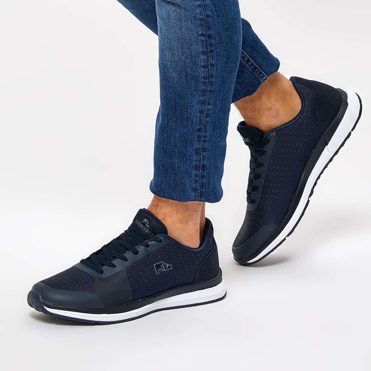 FLO GOLFY White Men 'S Sneaker Shoes LUMBERJACK