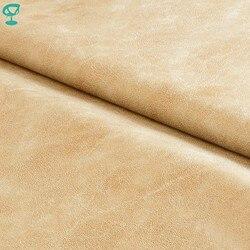 95645 Barneo PK970-1 Fabric furniture Nubuck polyester обивочный material for мебельного production necking chairs sofas