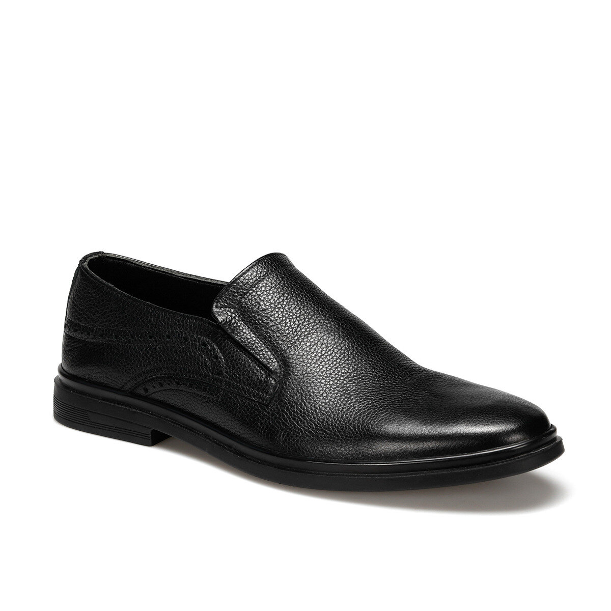 FLO RUSSEL Black Men Mocassin MERCEDES