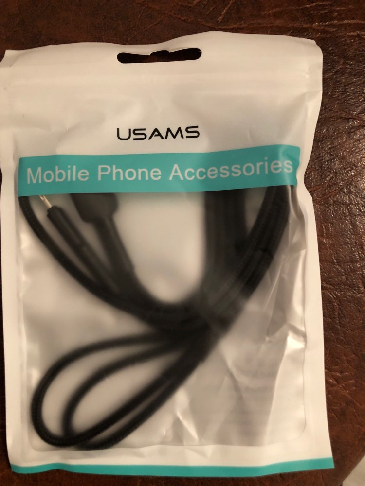 USAMS SR Mobile Phone USB Cable for iPhone 5 7 6 8 X Braided Nylon Data Cord for iPHone Cable Smart Fast Charge USB Cable iOS-in Mobile Phone Cables from Cellphones & Telecommunications on AliExpress