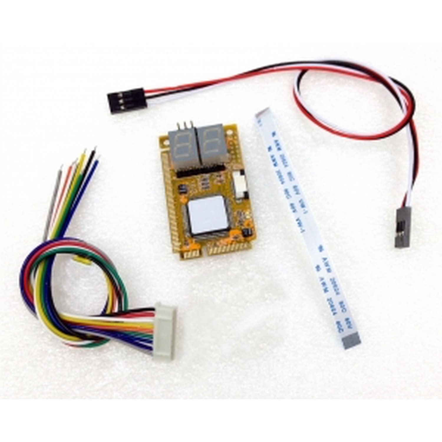 купить Diagnostic Post Test Card Debug Card laptop minipci/minipcie/lpc/Elpc/i2c дешево