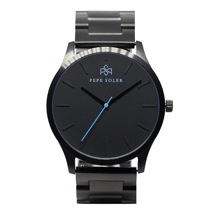 Analog Watch MAN steel strap|Quartz Watches| |  - title=