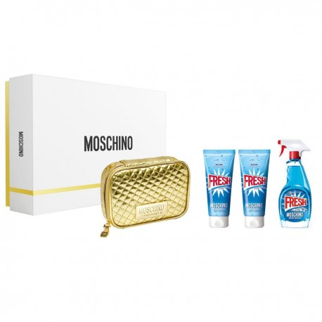 MOSCHINO COUTURE FRESH 100ML + BODY LOTION + SHOWER GEL
