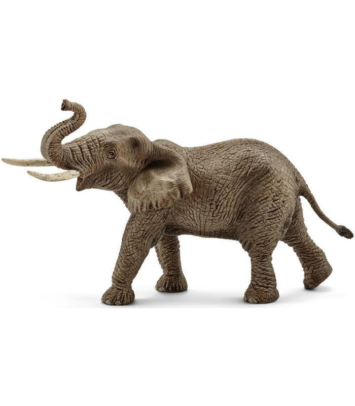 African Elephant Male Toy Store Articles Created Handbook