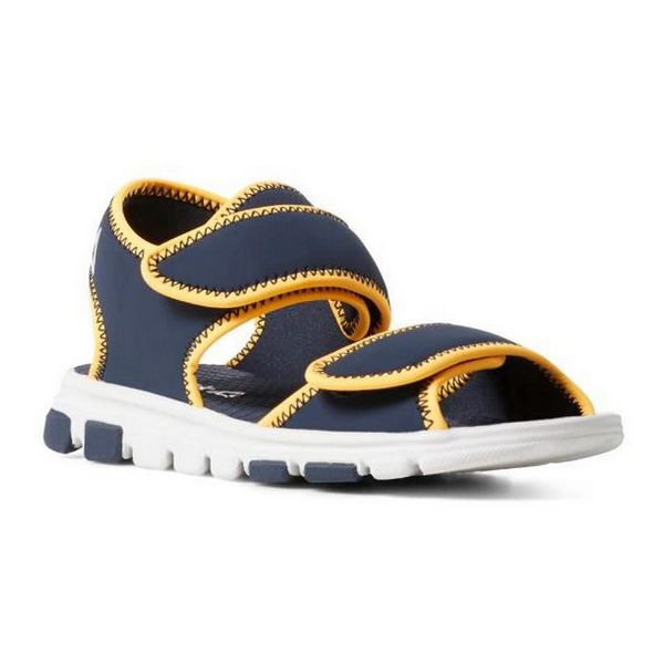 Children's Sandals Reebok WAVE GLIDER III Junior Navy Blue
