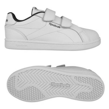 Children's Casual Trainers Reebok Royal Complete Clean Velcro