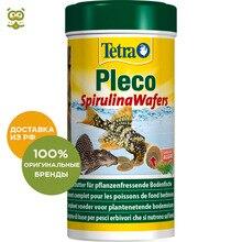 Tetra Pleco Algae Wafers(чипсы) для сомов, 250 мл