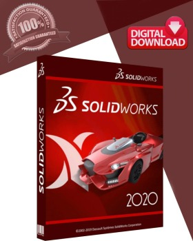SOLIDWORKS PREMIUM 2020 SP1 Version FULL PREMIUM / Instant delivery