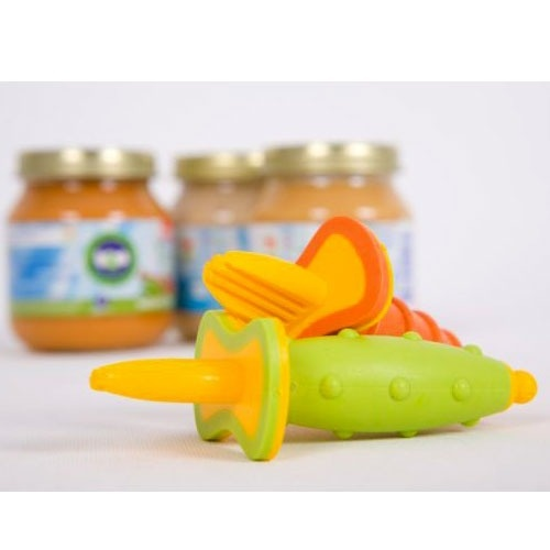Ebebek Mycey Baby Easy Grip Feeding Spoon 2 Pcs