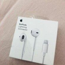 Оригинальные Apple наушники EarPods с разъемом (Lightning)
