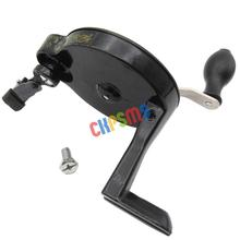 1SET Hand Crank fit for Singer Spoked Wheel Treadle Sewing Machines 15 ,127,128,66, 99 #HA 1 126