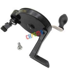 1SET Hand Crank fit voor Singer Spaakwiel Treadle Naaimachines 15, 127,128, 66, 99 # HA 1 126