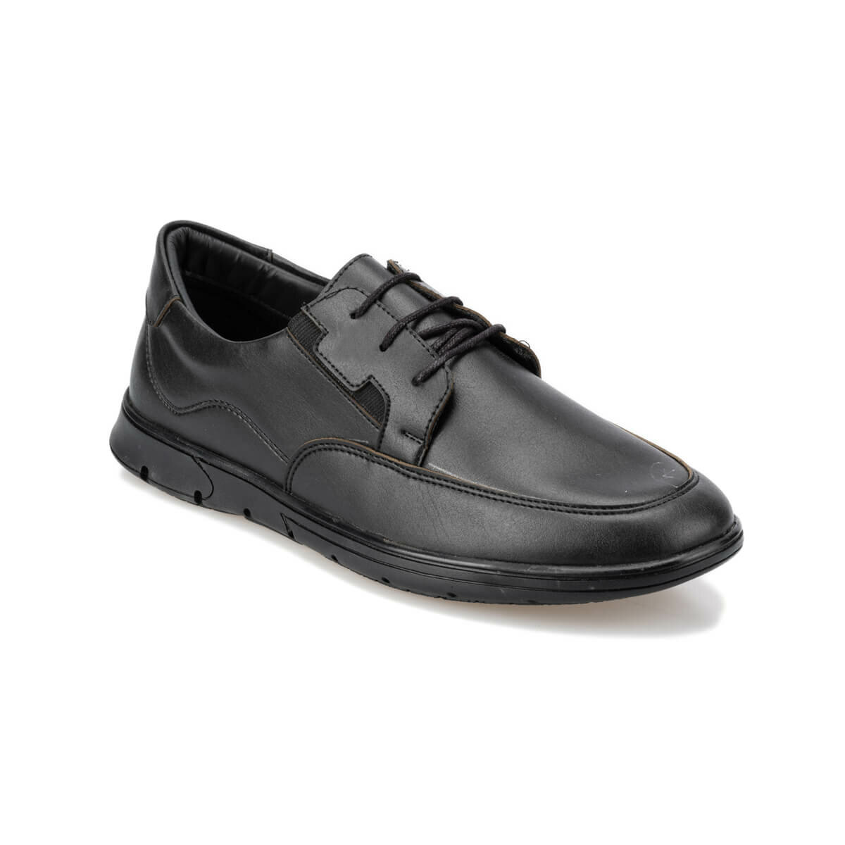 FLO 92.150951.M Black Male Shoes Polaris