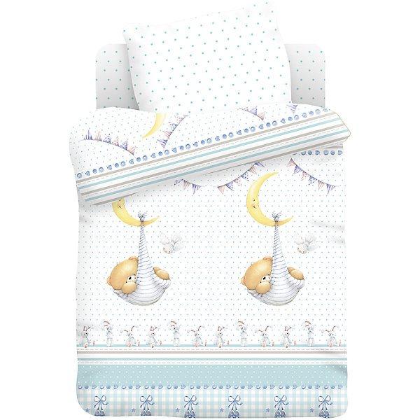 Baby Bedding Fidget Forever Friends Sleeping Bear