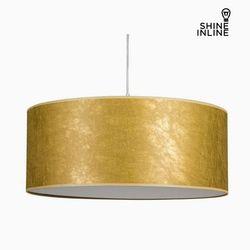 Sufit jasne złoto przez połysk Inline w Wiszące lampki od Lampy i oświetlenie na