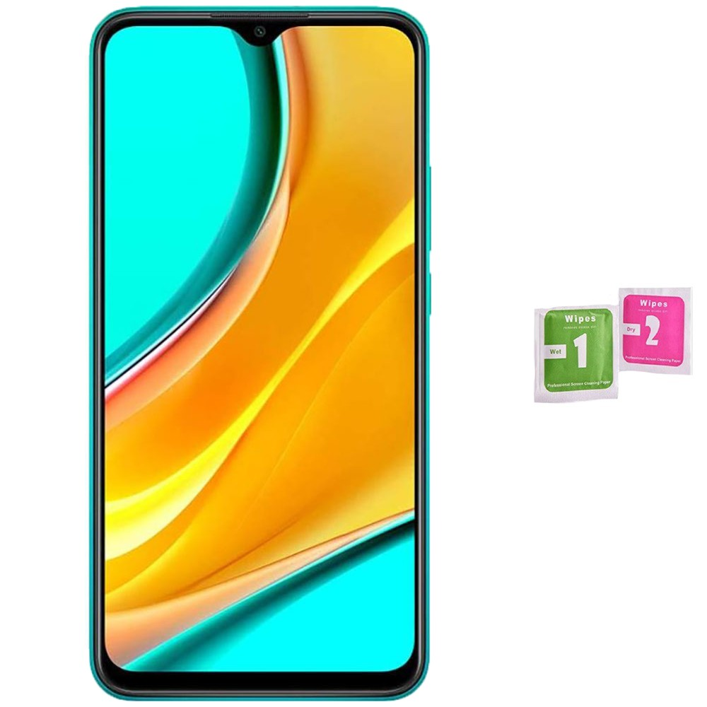 """1x Protector for XIAOMI REDMI 9A generic tempered glass does not cover the entire screen """"see INFO"""""""