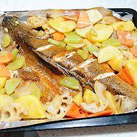 烤鱼的做法图解9