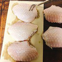 百吃不厌的新奥尔良面包糠烤鸡翅的做法图解4
