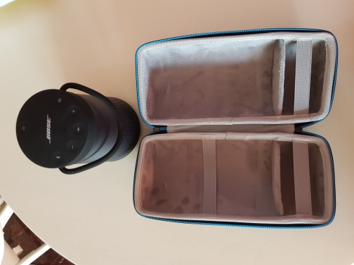Acessórios de caixas de som proteção ligação transporte