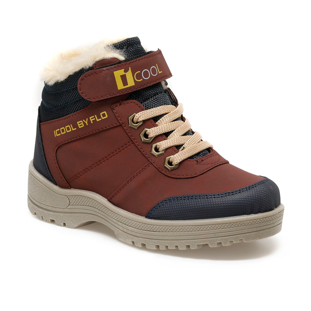 FLO WARM.2 Burgundy Girls Child Outdoors I-Cool