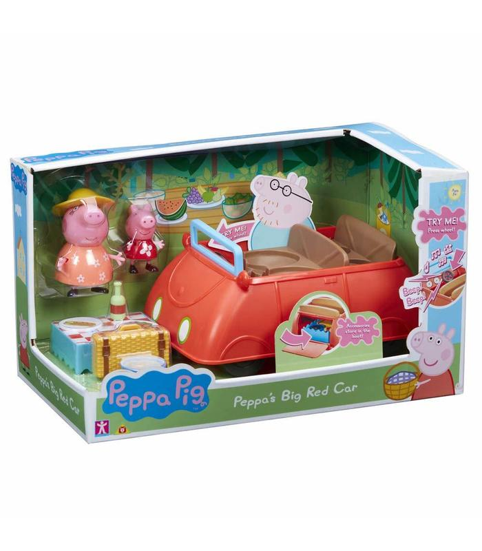 Car Deluxe Peppa Pig Toy Store