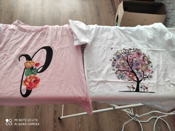 Kids Girl T Shirt Summer Baby Letter Plant Tops Toddler Tees Clothes Children Clothing Cartoon T-shirts Short Sleeve Casual Wear photo review