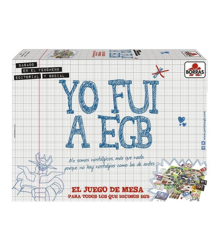 Game I Went To EGB Toy Store