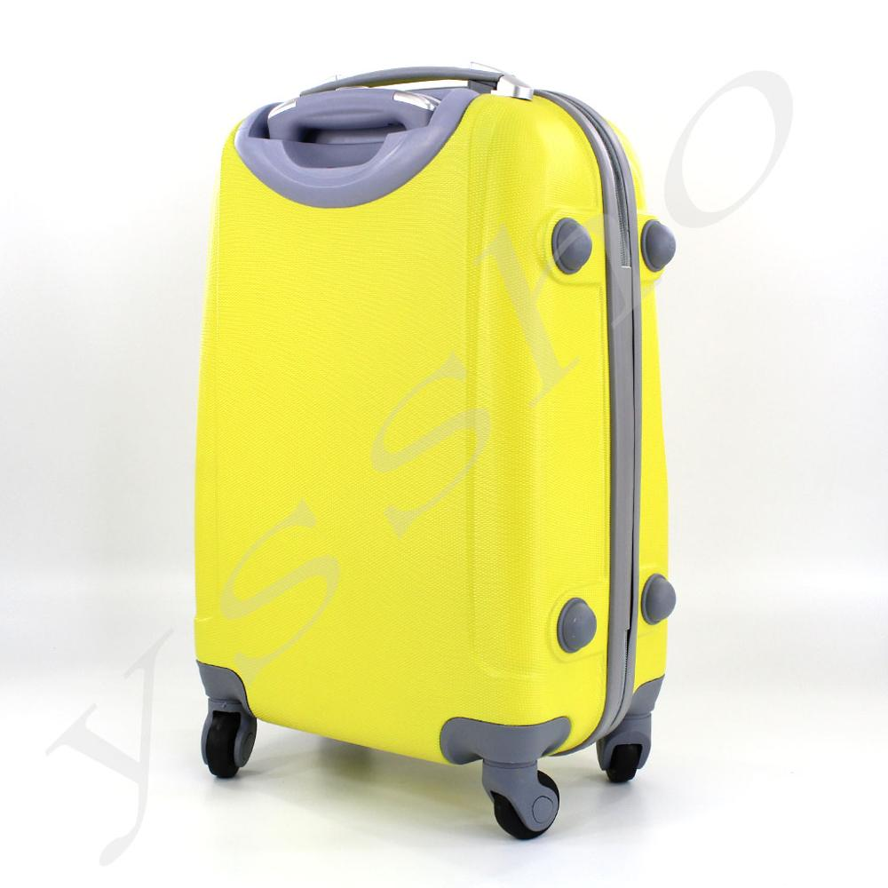Cabin suitcase 53cm rigid ABS