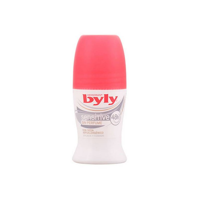 Deodorant Roll-On Byly Sensitive Byly (50 Ml)