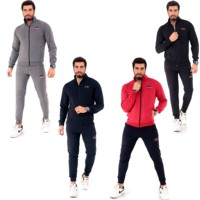 Men's Tracksuit Team Comfortable Tracksuit Sports Wear Gyms 2020 Tracksuit Suit Fitness Tracksuit Combed Fabric Quality Tracksui