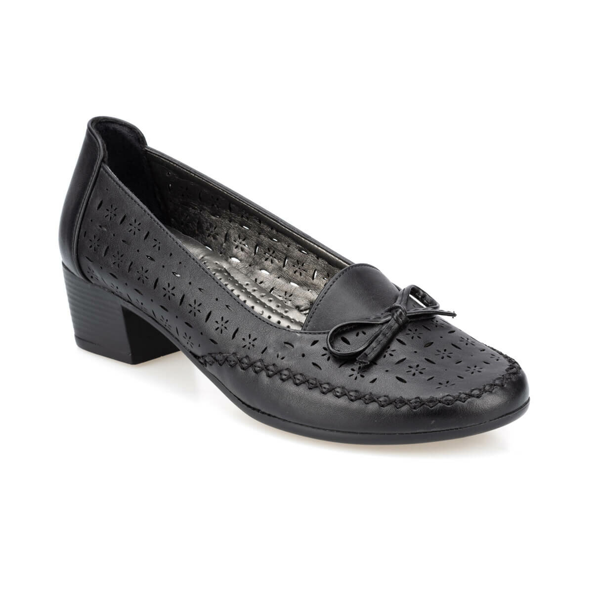FLO 91. 150692.Z Black Women Shoes Polaris