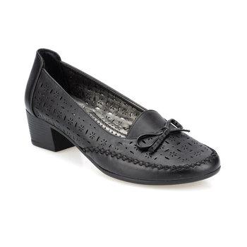 FLO 91 150692 Z czarne buty damskie Polaris tanie i dobre opinie Trzciny