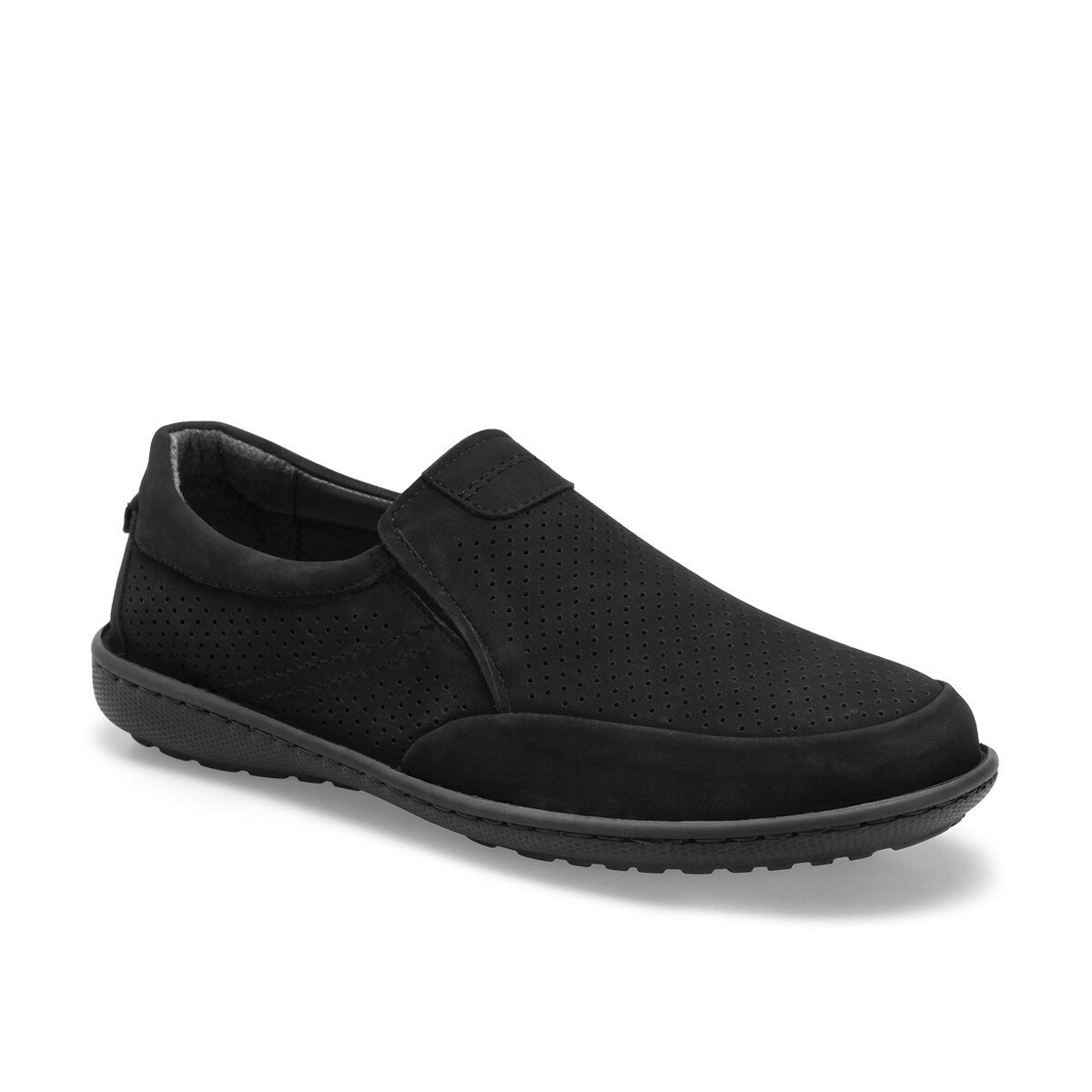 FLO ZMRT-7 C Black Men 'S Classic Shoes Flexall