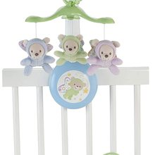 Original Fisher Price Butterfly Dreams Tropic Sedative displays, lights, musics, mother belly sounds and nature sounds