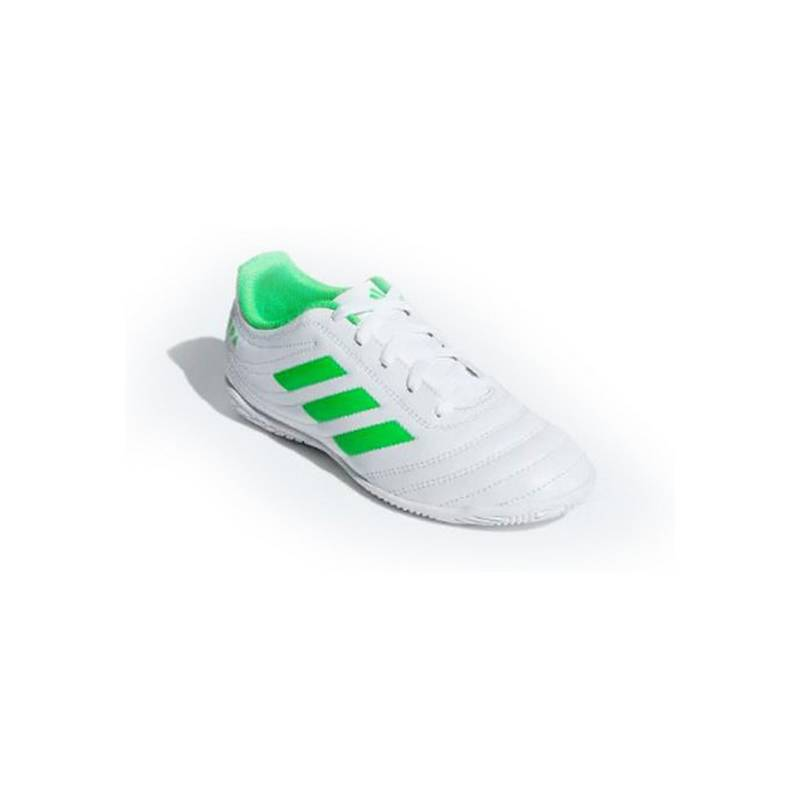 Sneakers Football Adidas Children's Cup 19.4 IN White Green